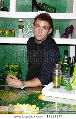 LOS ANGELES - MAY 10:  Scott Ford at the Kim Kardashian & Midori Melon Liqueur launches The Midori Trunk Shows at Trousdale  on May 10, 2011 in Los Angeles, CA