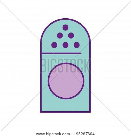 salt shaker isolated icon vector illustration design