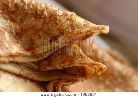 French Crepes - Brittany