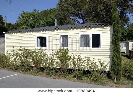 camping bungalow