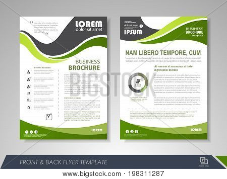 Modern green Brochure design, Brochure template, Brochures, Brochure layout, Brochure cover, Brochure templates, Brochure layout design, Brochure design template, Brochure mockup, Brochure