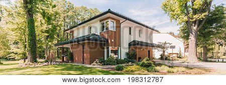Enormous Modern House