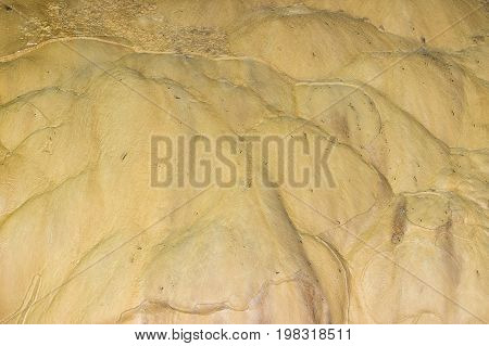 Cave Wall Inside Of Stopica Cave, Zlatibor, Serbia, Background