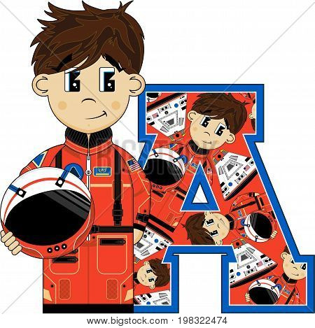 A Is For Astronaut 20
