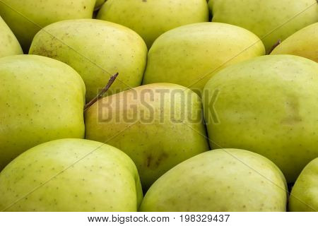 Farmers Market Apples Background 2