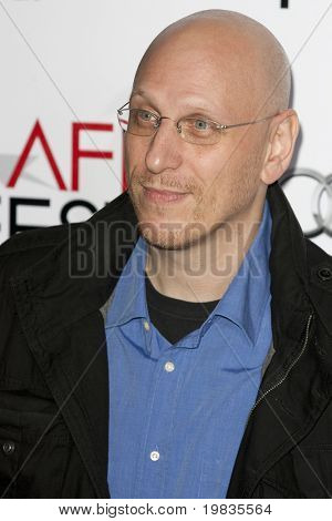 HOLLYWOOD, CA. - NOVEMBER 3: Oren Moverman attends the AFI Fest premier of Everybody's Fine on November 3, 2009 at The  Grauman's Chinese Theater in Hollywood.