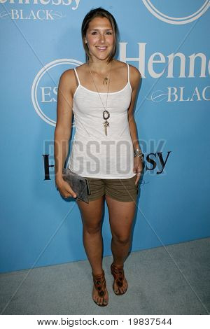 HOLLYWOOD, CA - JULY 13: Jen Hudak attends Fat Tuesday at The ESPYs on July 13, 2010 in Hollywood, CA.