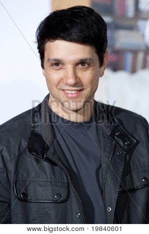 WESTWOOD, CA. - JAN 11: Ralph Macchio the original Karate Kid arrives at the Paramount Pictures premiere of No Strings Attached on January 11, 2011 at the Regency Village Theater in Westwood, CA