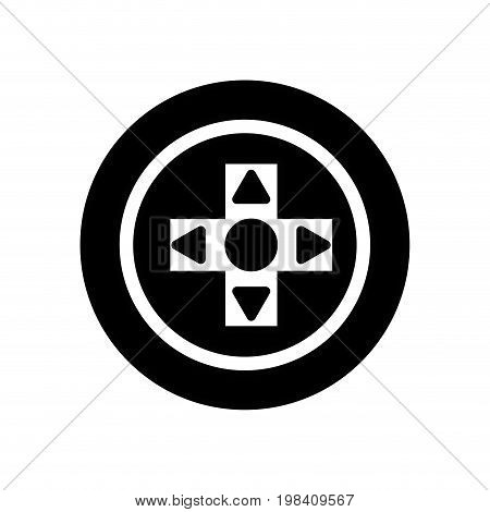 contour videogame symbol to play and videogame technology vector illustration