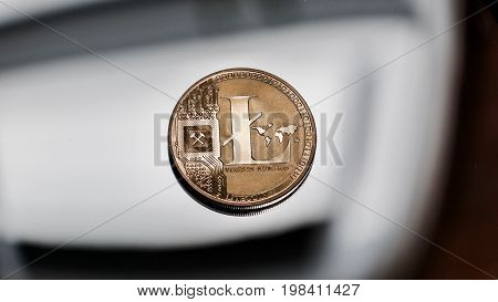 Cryptocurrency Litecoin Coin