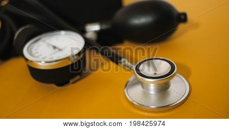 stethoscope and device for Blood pressure monitor
