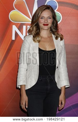 LOS ANGELES - AUG 3:  Tracy Spiridakos at the NBC TCA Press Day Summer 2017 at the Beverly Hilton Hotel on August 3, 2017 in Beverly Hills, CA