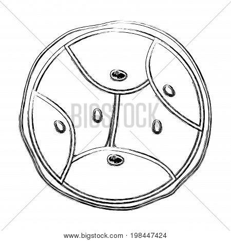 figure biology genetic embryo cells division vector illustration