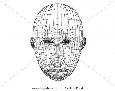 3d mask wireframe Available in high-resolution and several sizes to fit the needs of your project.