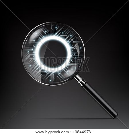 Magnifying Vector Tech2