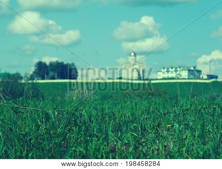 St. St. John convent. Arkhangelsk oblast. Russian North.