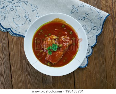 Mexican Meat Stew