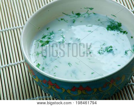 Matsoni Caucasian Cuisine