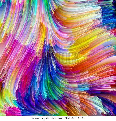 Modern Painter Palette