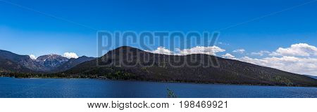 Grand Lake is Colorado's largest and deepest natural lake. Grand Lake was named Spirit Lake by the Ute Tribe because they believed the lake's cold waters to be the dwelling place of departed souls.