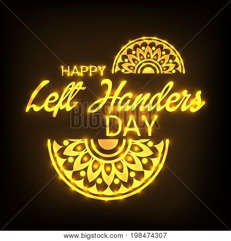Left Handers Day_02_aug_08