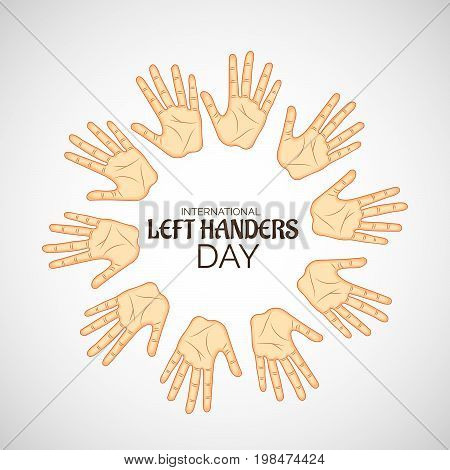 Left Handers Day_02_aug_19