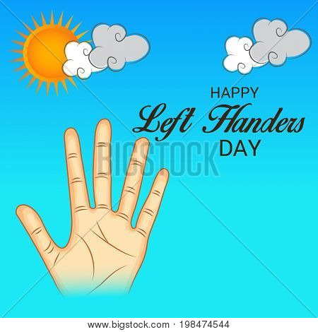 Left Handers Day_02_aug_22
