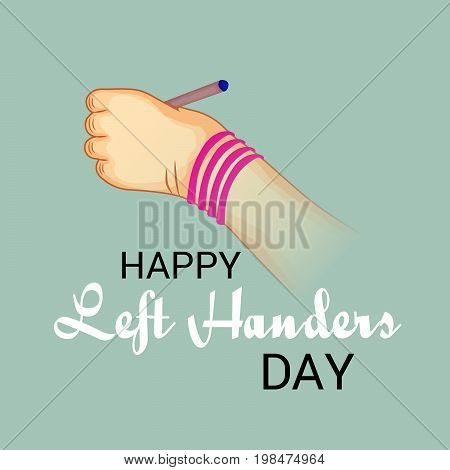 Left Handers Day_02_aug_49