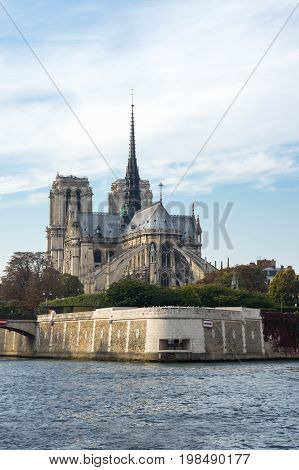 Notre-Dame de Paris (French for