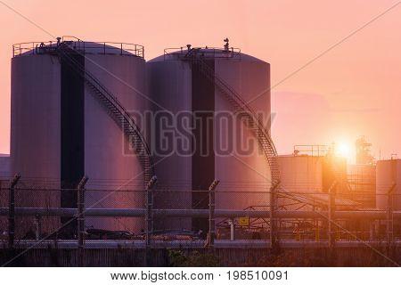 Natural Gas storage tanks Oil tank LPG Petrochemical plant Petroleum