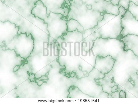 Vector green marble background. Marble texture. Trendy template for design, party, birthday, wedding, invitation, web, banner, card.