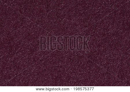 Texture of purple color a brushed paper sheet. High resolution photo.
