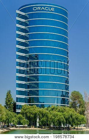 Oracle Corporation World Headquarters