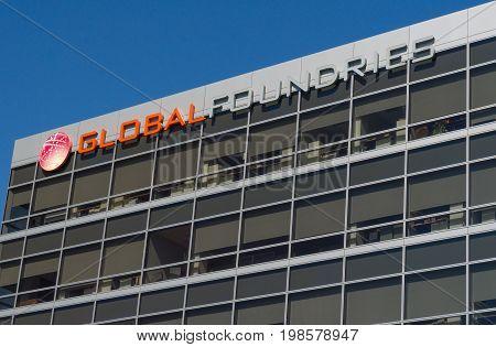 Globalfoundaries Corporate Headquarters Building