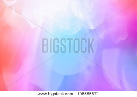 glitter sweet color soft blur bokeh de focus color filter abstract background