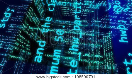 Background,techno,data,binary,numder,code,network,abstract,illustration,earth,concept,internet,space