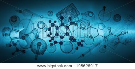 Science or Laboratory background