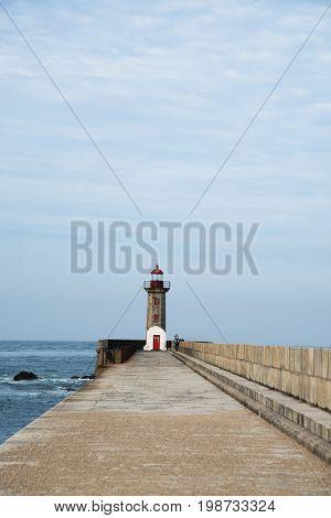 Porto Pí Lighthouse