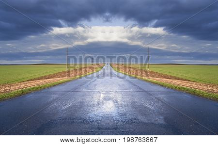 The Road To The Horizon