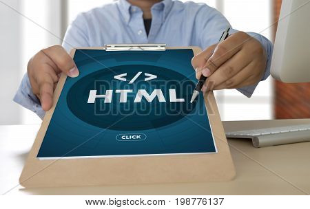 Php Html Developer Web Code Design  Programmer Working In A Software In Development Programming Codi