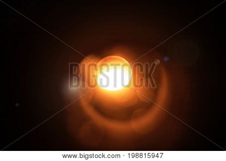 Melting furnace on a black background. Steel factory. Hard work in the aluminium foundry. Bright molten steel. Metallurgical business. Production of steel. Copy space.