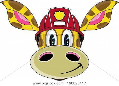 Fireman Giraffe.eps