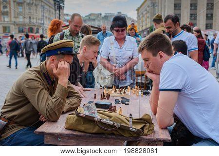 International Festival- Game Of Chess