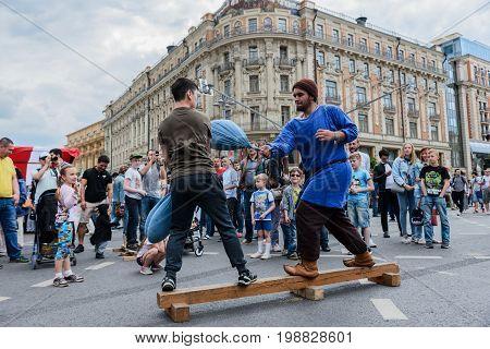International Festival- Vintage Sports At The Manege Square