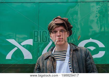 International Festival- Portrait Of A Gangster