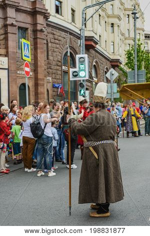 International Festival- Reconstructor With A Spear