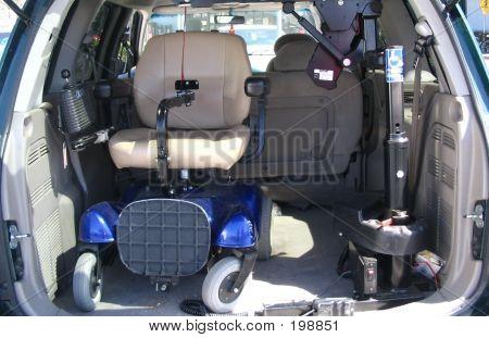 Wheelchair Hauler