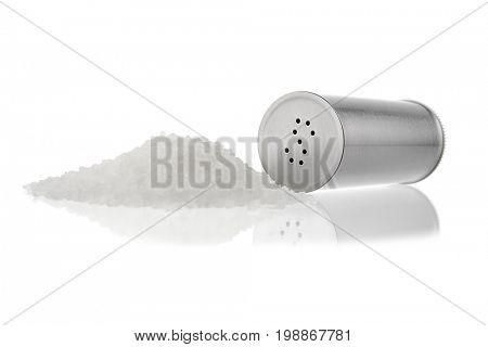 Metallic Salt Shaker