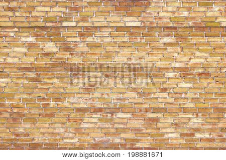 Brick Wall Grunge Stone Texture, Background For Design