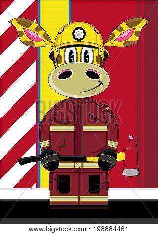Cute Fireman 16